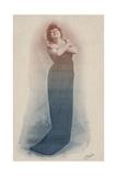 Georgette Leblanc Giclee Print