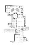 Plan of a Marquis House Giclee Print