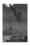 The Nemean Lion Giclee Print