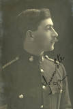 Soldier of 7th Queen's Own Hussars Photographic Print