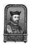 Arnoldus de Villa Nova Giclee Print