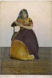 Racial, Jewish Woman C20 Photographic Print