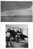 Gertrude Bell's Aeroplane Photographic Print