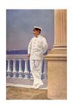 Wilhelm II, Liz 1909 Giclee Print