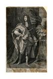 King Charles II Giclee Print
