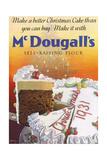Mcdougalls Cake Giclee Print