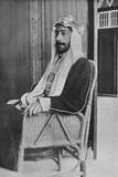 King Faisal I of Iraq Photographic Print