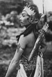 Javanese Dancer Photographic Print