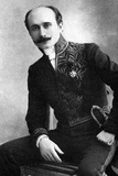 Edmond Rostand Photographic Print