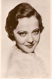 Sylvia Sidney, Postcard Photographic Print
