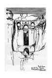 The Puente Nuevo, Ronda, Southern Spain Giclee Print