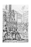 Executed for Piety Giclee Print