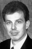 Tony Blair Photographic Print