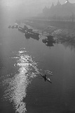 The Glistening Danube Photographic Print