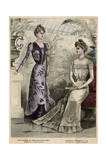 Greenhouse Fashions 1899 Giclee Print