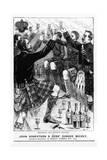 Scottish Toast 1893 Giclee Print