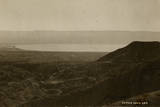 The Dead Sea, Near Jerusalem Photographic Print