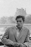 Alain Delon, Postcard Photographic Print