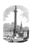 Trafalgar Square Giclee Print