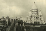 Paris Sacre Coeur Photographic Print