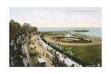 Margate, Bandstand 1903 Giclee Print