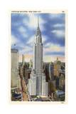 Chrysler Building Giclee Print