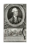 Edward Gibbon, Walker Giclee Print
