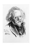 Hall Caine, Writer Giclee Print