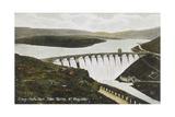 Craig-Goch Dam Wales Photographic Print