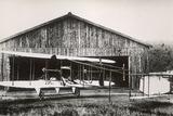 Rossel Peugeot Biplane Photographic Print
