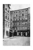 Mozart Birthplace Photo Giclee Print
