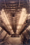 Rail, Germany, Wuppertal Photographic Print