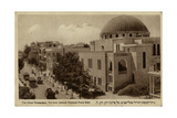 Great Synagogue, Tel Aviv, Israel Photographic Print