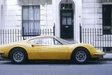 Ferrari Dino Photographic Print