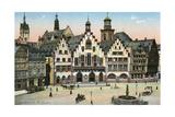 Frankfurt Am Main Giclee Print