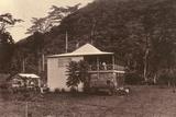 Stevenson, Vailima Samoa Photographic Print