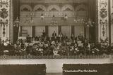 Llandudno Pier Orchestra Photographic Print