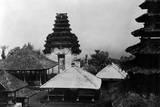 Javanese Hundu Temple Reprodukcja zdjęcia