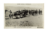 Lewis Gun Section, Palestine, WW1 Photographic Print