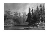 Barhydt's Lake Giclee Print