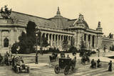 Paris Grand Palais Photographic Print