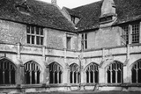 Lacock Abbey Cloisters Photographic Print