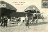 Bleriot Monoplane Photographic Print