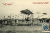 Farman Biplane Photographic Print