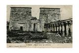 Temple of Isis, Philae Island, Egypt Photographic Print