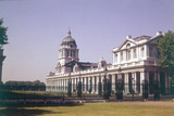 Royal Naval College Photographic Print