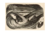 Whirlpool, Maelstrom Giclee Print
