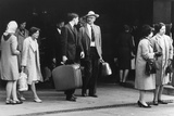 London Airport 1960s Photographic Print