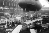 Aero Exhibition 1913 Photographic Print