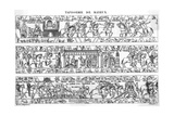 Bayeux Tapestry (2 of 8) Giclee Print